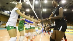 Разгромна победа на младите волейболистки срещу Кения