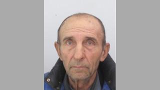 МВР издирва възрастен мъж от Тетевен