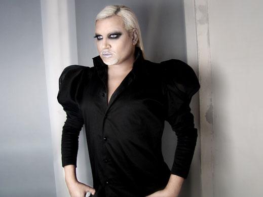 Азис направи фотосесия за Vogue