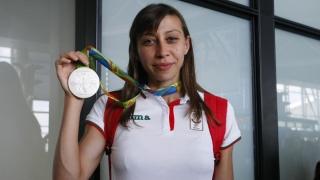 Мирела Демирева: Чувството да спечелиш олимпийски медал е неописуемо