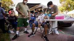 COVID-19: Невижданите от 6 месеца над 100 000 заразени в САЩ за 24 часа
