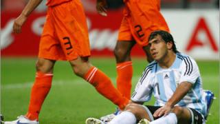 Тевес и Масчерано повикани за мача с Бразилия