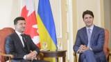 Канада ще продължи да подкрепя Украйна срещу намесата и агресията на Русия