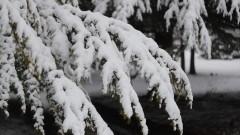 Идва сняг. Облаците от запад се увеличават