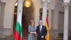 Испания ни подкрепя за Шенген