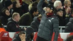 Юрген Клоп: Не мога да коментирам отменения гол