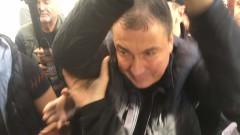 Несебърският кмет се връща в ареста под конвой след клетвата
