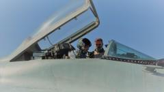 Успешно минаха тестовете на агрегатите на изтребителите ни МиГ-29