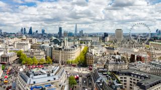 Великобритания е изправена пред най-сериозния риск от рецесия от 2007 година...