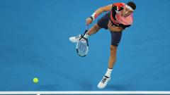 Григор Димитров научи името на следващия си съперник на Australian Open, играе около 05:30 часа