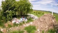Сметища в ниви завариха екоинспектори край Банкя