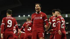 Ливърпул победи Евертън с 2:1