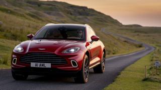 Първото SUV на Aston Martin учетвори продажбите на компанията