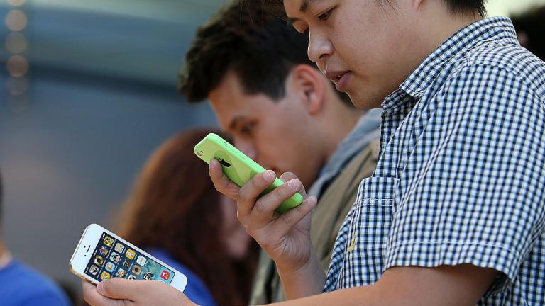 Снимка: iPhone 5 вече е винтидж, според Apple