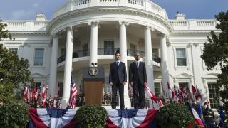 """САЩ и Канада са """"като един голям град"""", обяви Обама"""