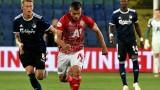 Лясков няма да се върне скоро в ЦСКА