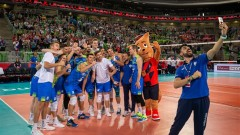 Резултати от първия ден на мъжкия Евроволей 2019