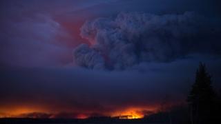 Пожарът засегна още една канадска провинция