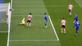 Лестър разби Шефилд Юнайтед с 5:0