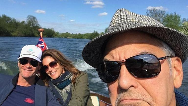 Ето с кого Джордж Клуни отпразнува рождения си ден (СНИМКИ)