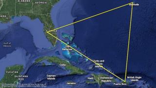 Май разгадаха мистерията с Бермудския триъгълник