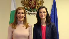 Ангелкова и Габриел развиват дигитално българския туризъм
