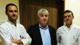 Първото в света цялостно ендопротезиране на аорта е извършено в България