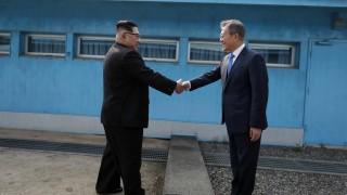 Ким Чен-ун иска повече срещи с южнокорейския си колега догодина