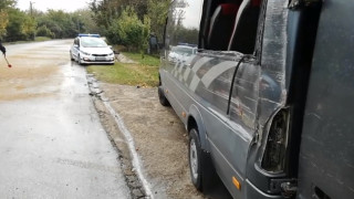 7 ранени при катастрофа на микробус във Варненско