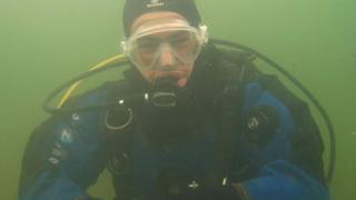 Наш водолаз подобри световния рекорд по престой под вода