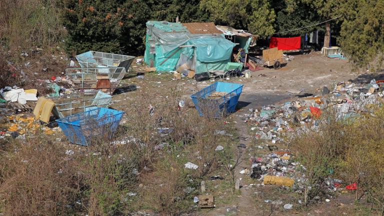 Планът на правителството на Италия да проведе преброяване на циганите