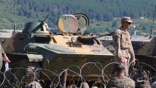 Каква част от рекордния бюджет за отбрана на САЩ ще бъде насочена към...