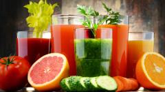 Захарта в плодовите сокове повишава риска от рак