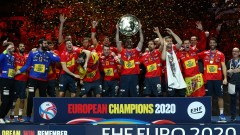 Испания отново над всички в европейския хандбал