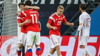 Националите на Русия с 5-часов допинг тест преди Мондиал 2018