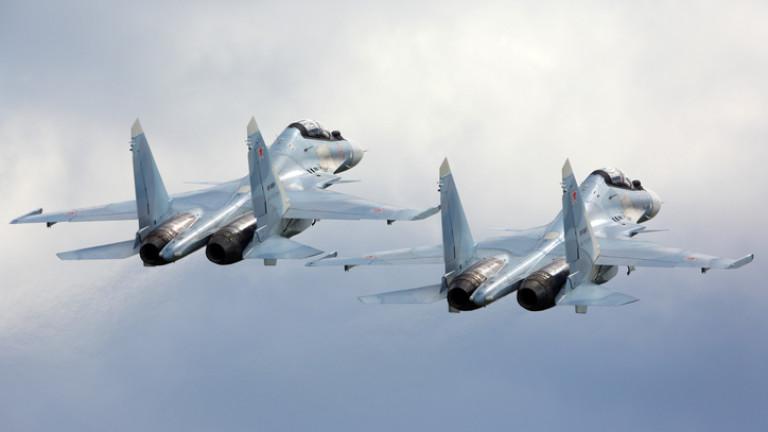 Армения иска да купи поне 12 изтребителя Су-30МС