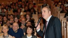 Преизбраха проф. Анастас Герджиков за ректор на Алма матер