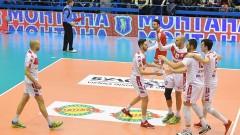 Нефтохимик се измъкна  след петгеймова драма срещу ЦСКА