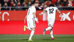 Реал (Мадрид) е на полуфинал за Купата на Краля след 3:1 над Жирона