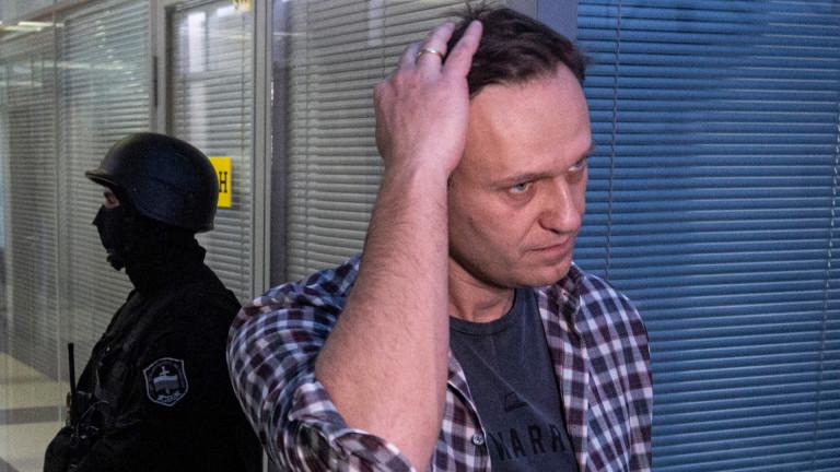 """Германия обвини Русия в """"целенасочено изтезание"""" на Навални"""