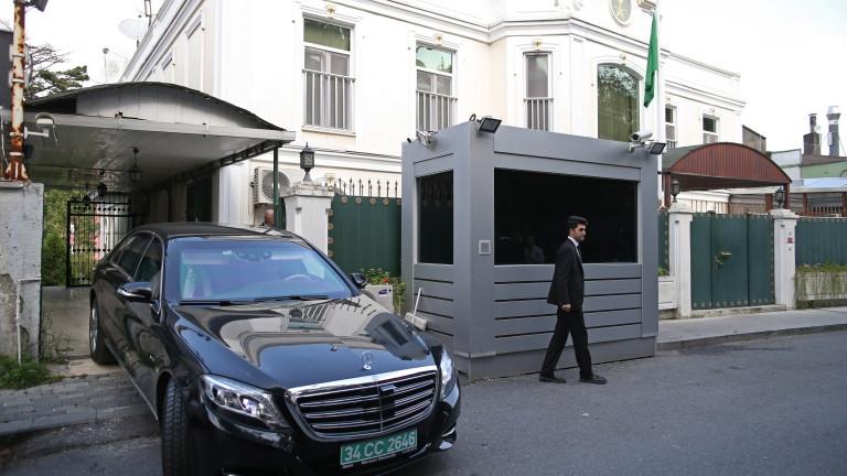 Турция е открила доказателство в консулството на Саудитска Арабия в