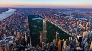 Най-високата жилищна сграда в света