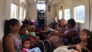 """Ураганът """"Ото"""" принуди Коста Рика да обяви извънредно положение"""