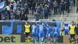 Ботев приема Левски в дербито на кръга от Първа лига