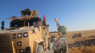 Турция свали дрон край сирийската граница