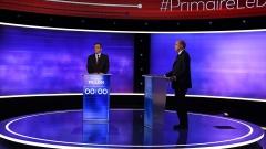 Фийон печели на дебата срещу Жупе преди първичния президентски вот