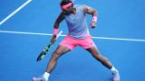 Рафаел Надал се измъчи с Леонардо Майер, но е в трети кръг на Australian Open
