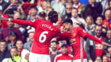 Пол Погба вече не мисли да напуска Манчестър Юнайтед