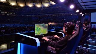 Индустрията за киберспорт надхвърля $1 милиард