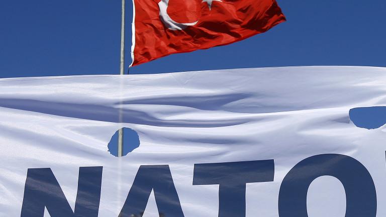 Турция блокира отбраната на НАТО за Полша и Прибалтика срещу руско нападение